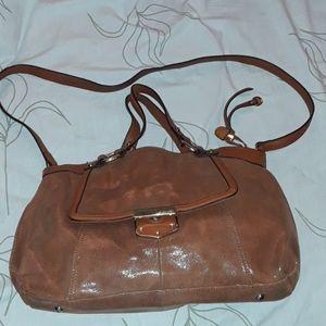 B makowsky 100% genuine leather handbag